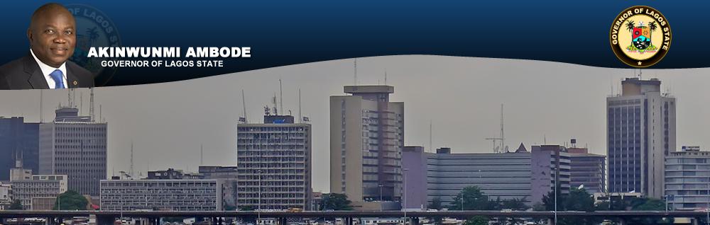 Akinwunmi Ambode – Governor of Lagos State